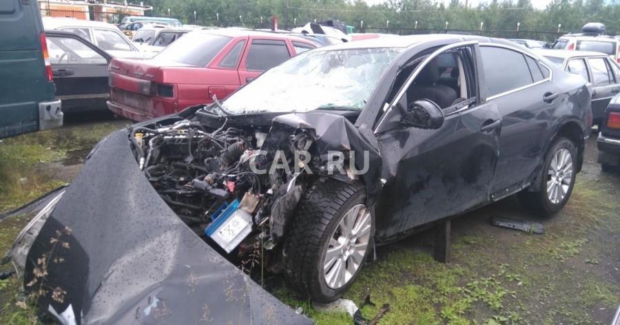 Mazda 6, Апатиты