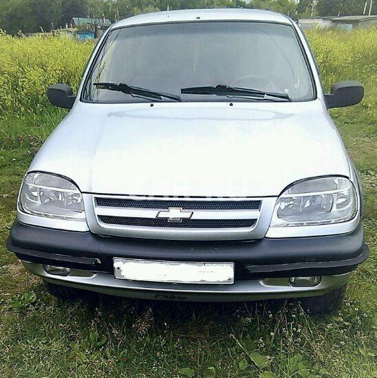 Chevrolet Niva, Алексин