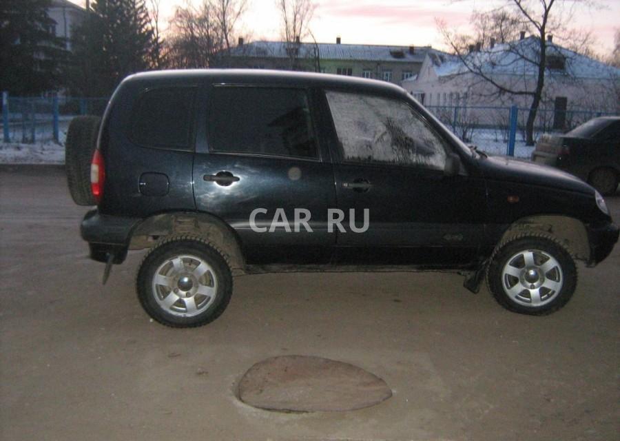 Chevrolet Niva, Аткарск
