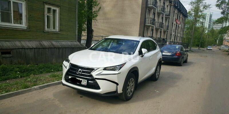 Lexus NX, Архангельск