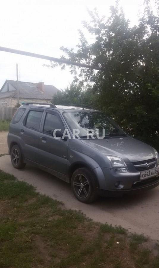 Suzuki Ignis, Аткарск