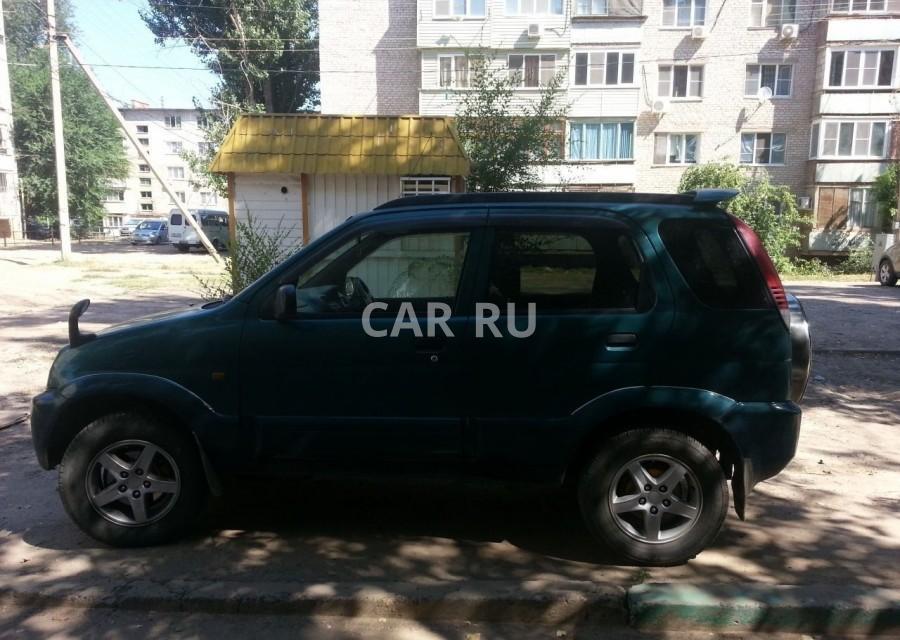 Daihatsu Terios, Астрахань
