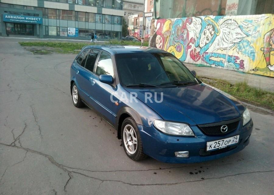 Mazda 323, Архангельск