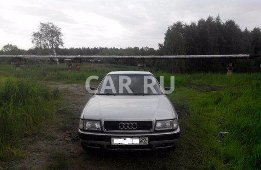 Audi 80, Архангельск