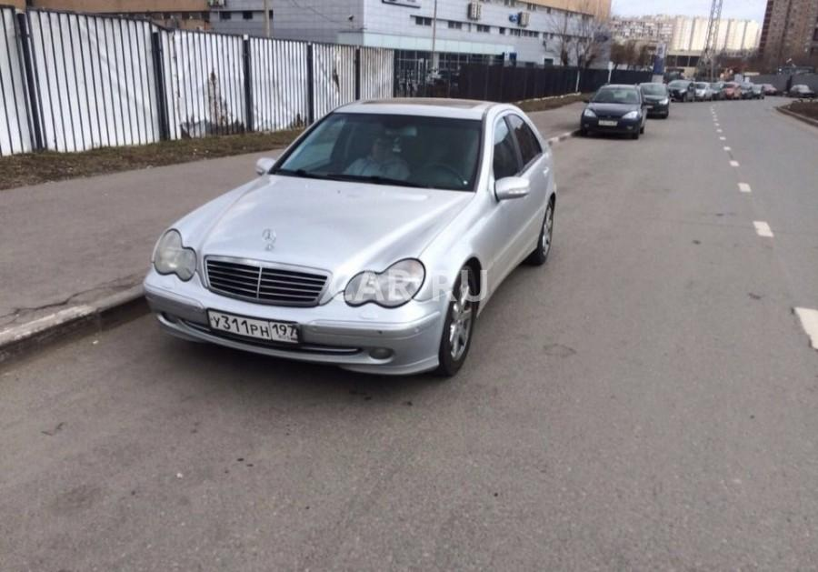 Mercedes C-Class, Ардон