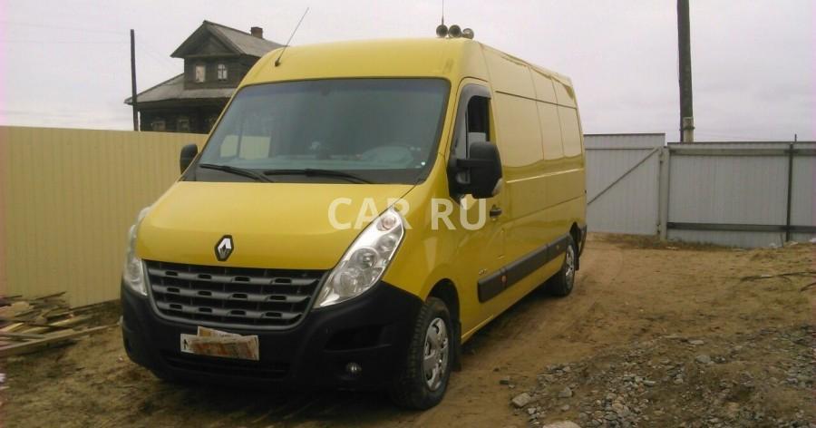 Renault Master, Архангельск