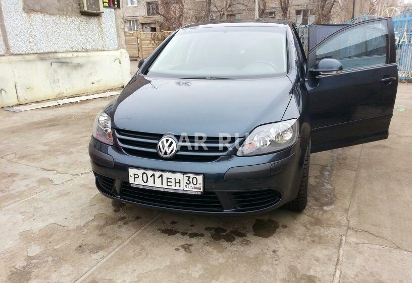 Volkswagen Golf plus, Астрахань