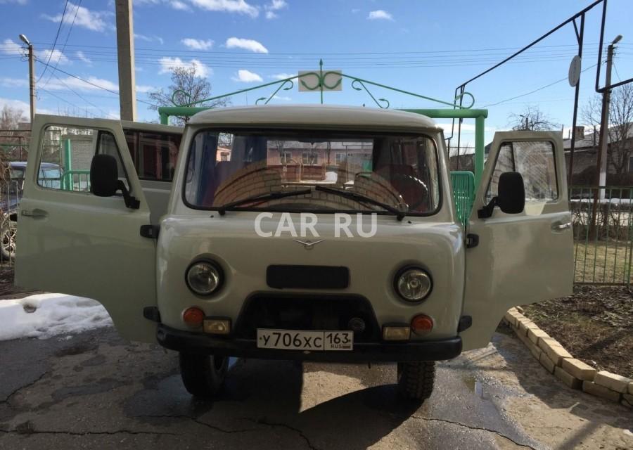 Уаз 390995, Безенчук