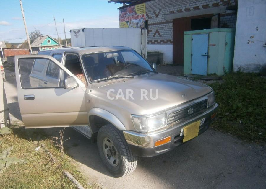 Toyota 4Runner, Александровск