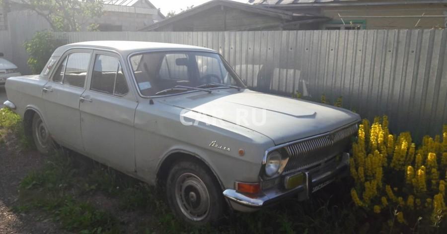 Газ Volga, Арск