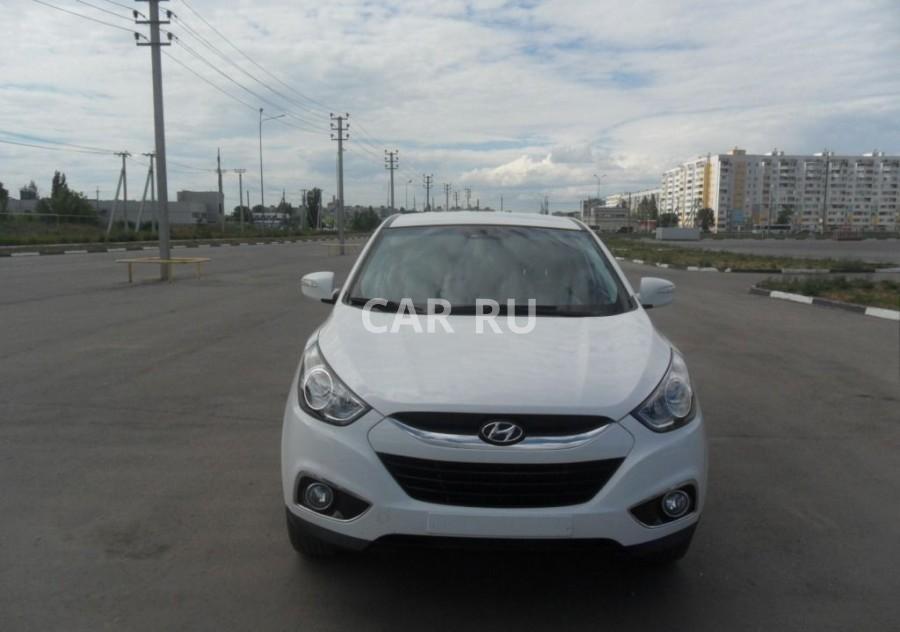 Hyundai ix35, Балаково
