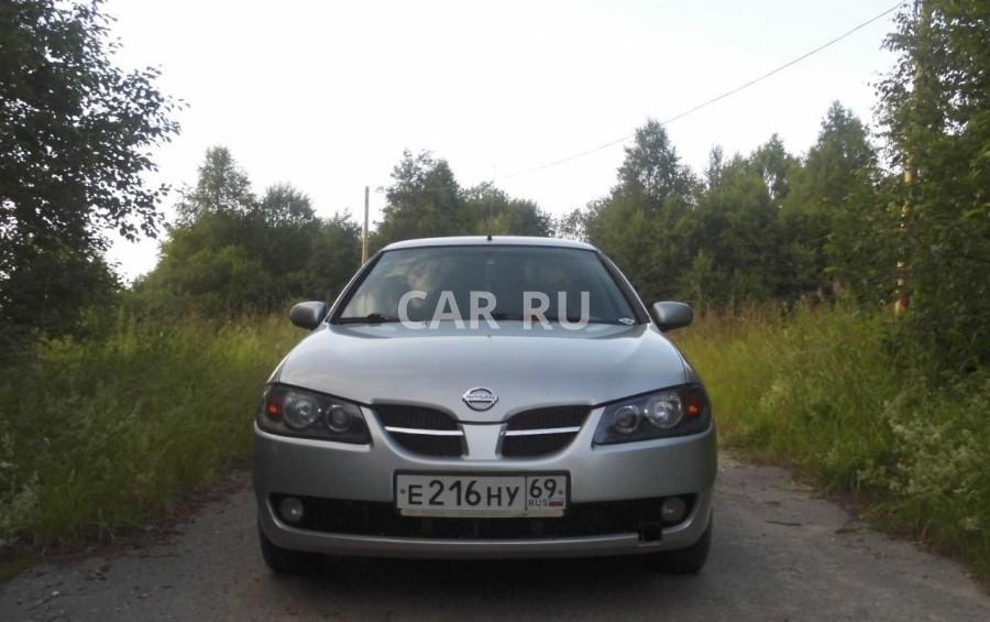 Nissan Almera, Бежецк