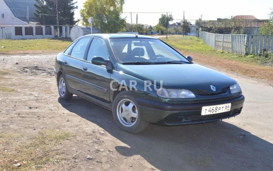Renault Laguna, Балашов