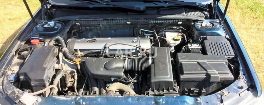 Peugeot 406, Багаевская
