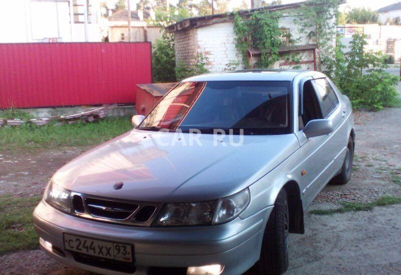 Saab 9-5, Анапа