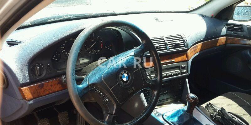 BMW 5-series, Бежаницы