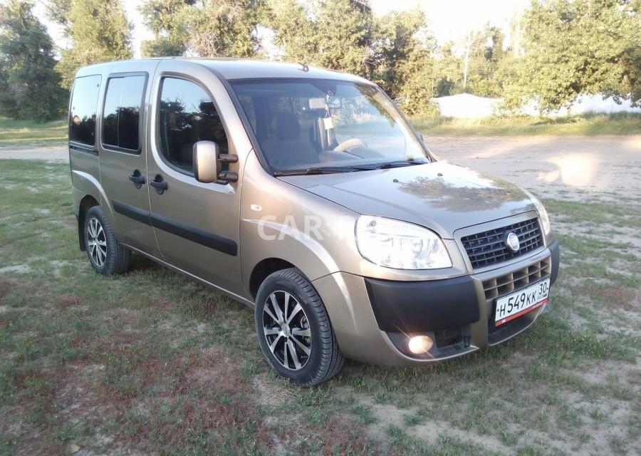 Fiat Doblo, Ахтубинск