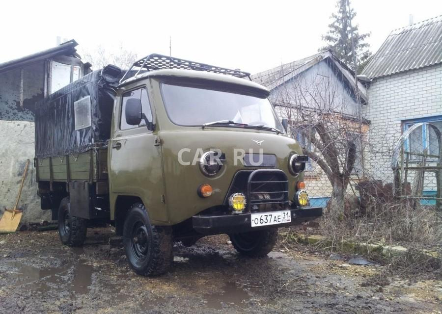 Уаз Pickup, Белгород