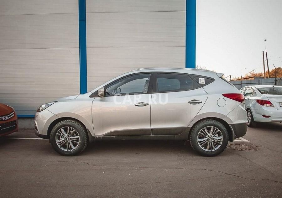 Hyundai ix35, Балашиха