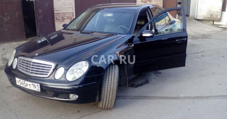 Mercedes E-Class, Батайск