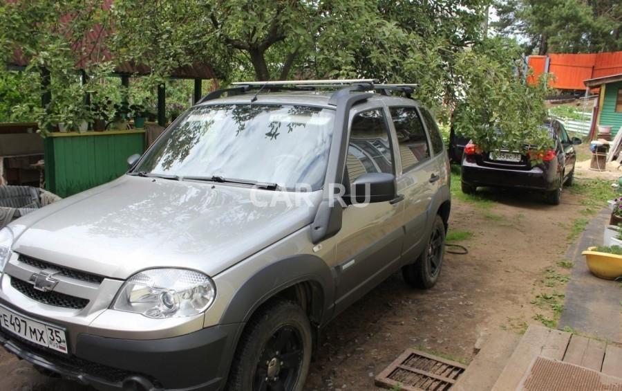 Chevrolet Niva, Бабаево