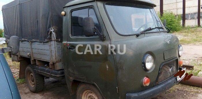Уаз Pickup, Альметьевск