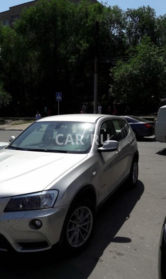 BMW X3, Аткарск