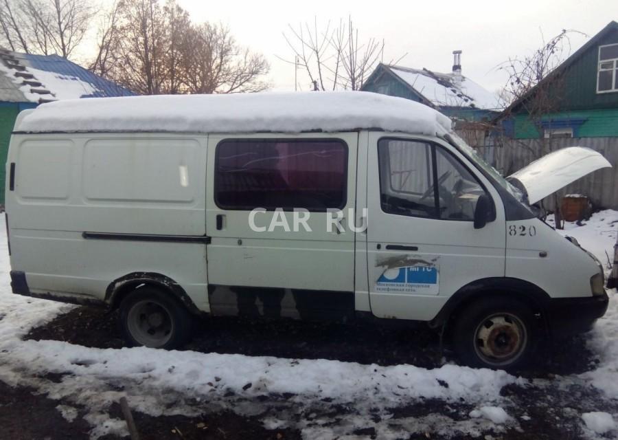 Газ 2705, Белгород