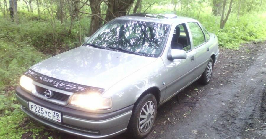Opel Vectra, Багратионовск