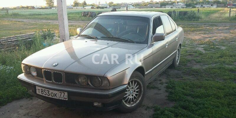 BMW 5-series, Батырево
