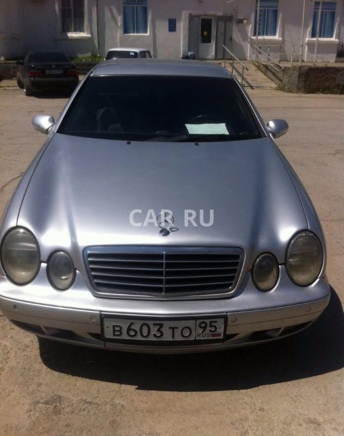Mercedes CLK-Class, Анапа