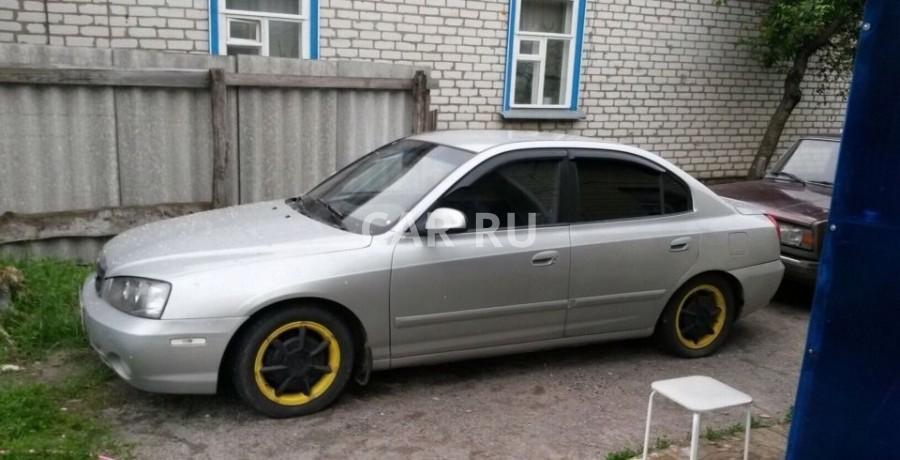 Hyundai Elantra, Алексеевка