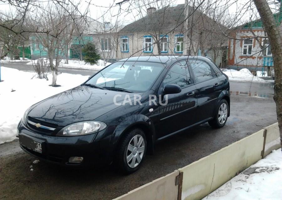 Chevrolet Lacetti, Алексеевка