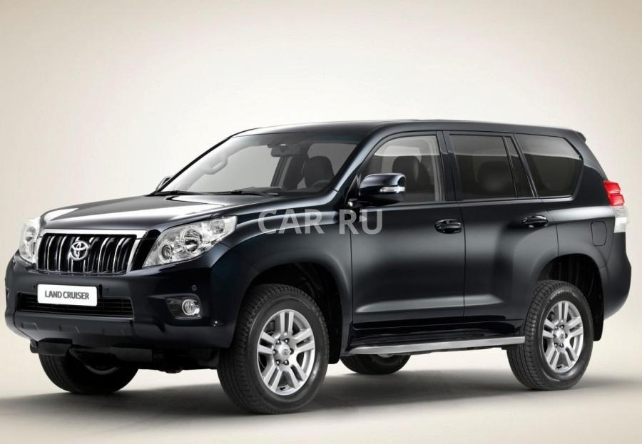 Toyota Land Cruiser Prado, Анапа