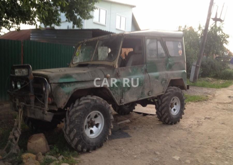 Уаз 469, Александров