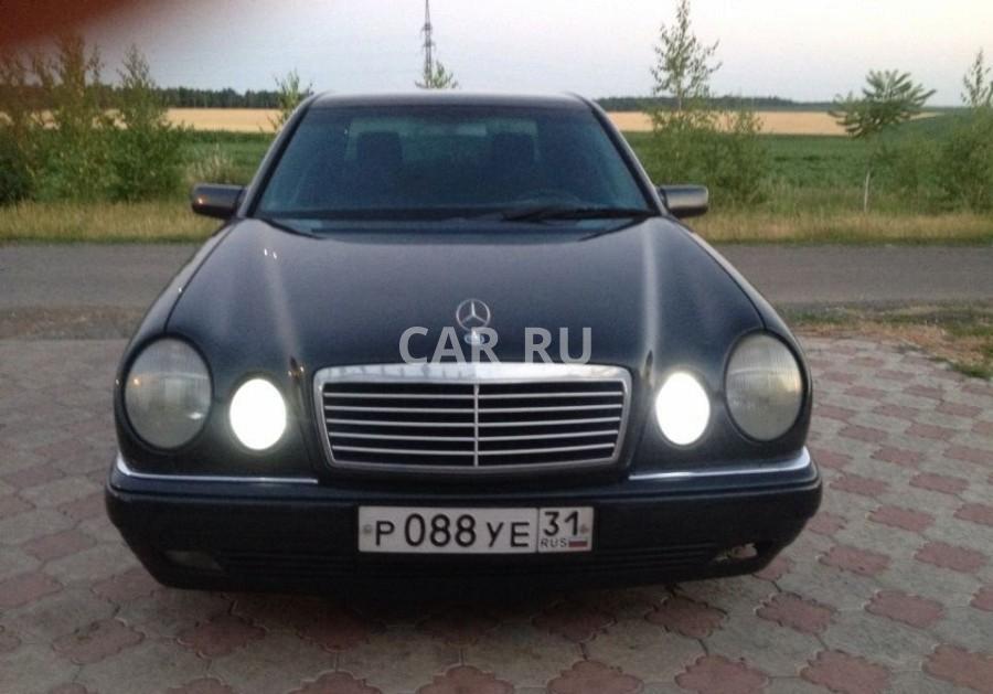 Mercedes E-Class, Белгород