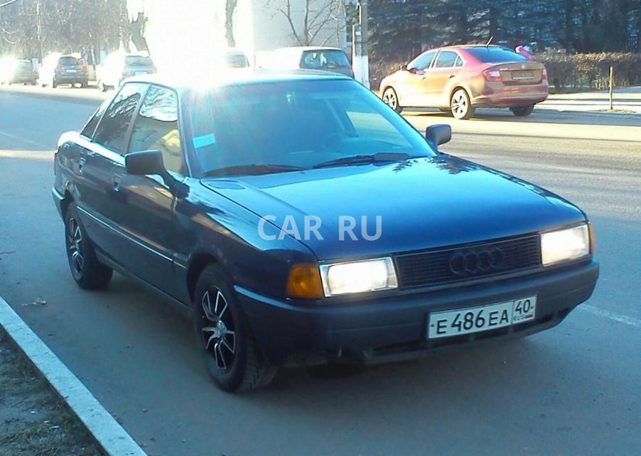 Audi 80, Бабынино