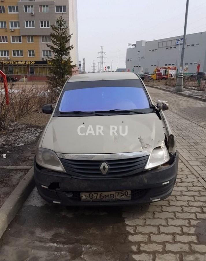 Renault Logan, Балашиха