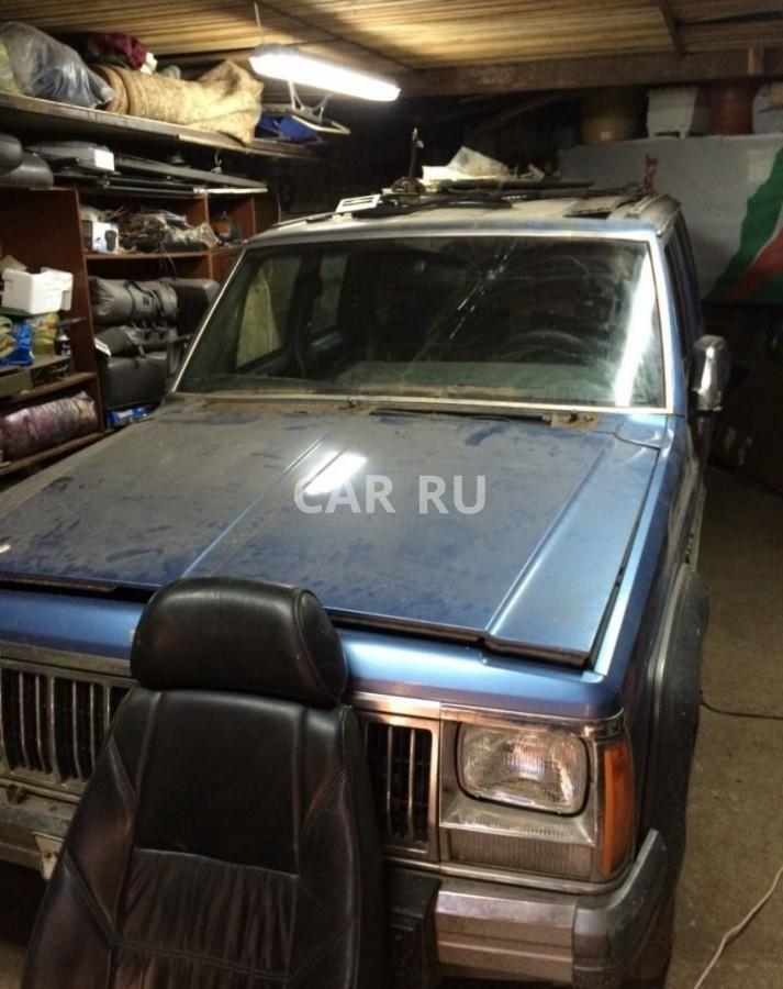 Jeep Cherokee, Альметьевск