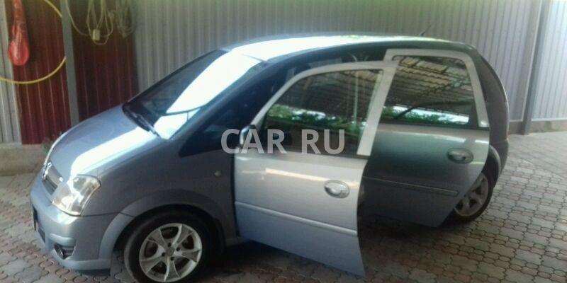 Opel Meriva, Армавир