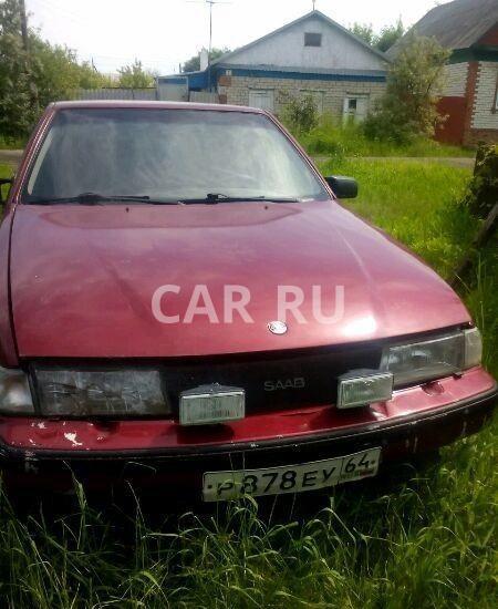 Saab 9000, Балашов