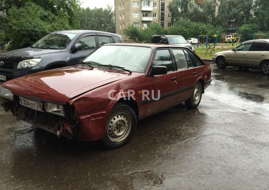 Mazda 626, Ангарск