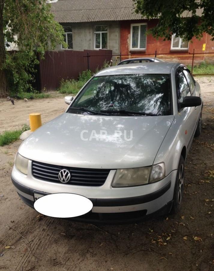 Volkswagen Passat, Балтийск