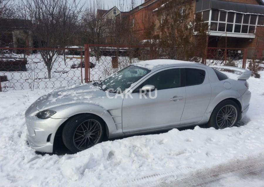 Mazda RX-8, Аксай