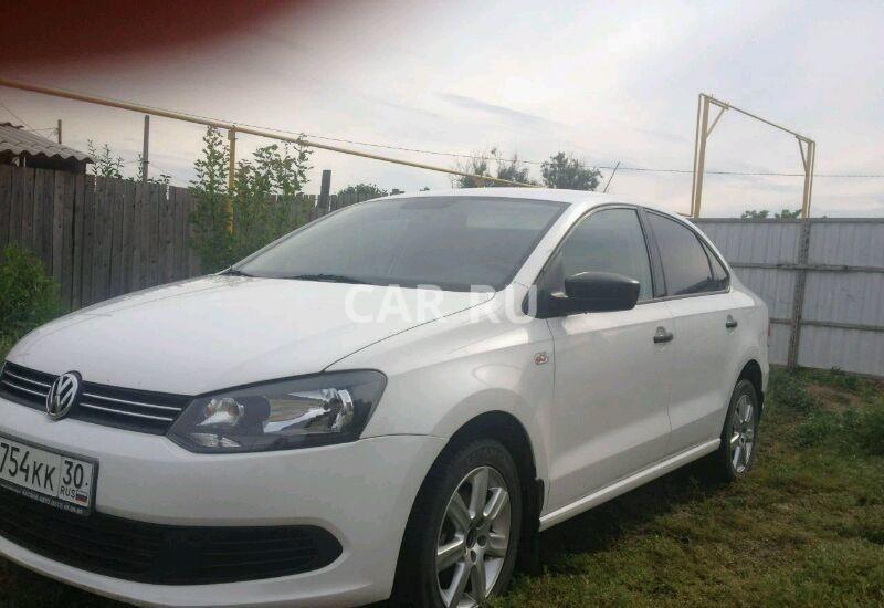 Volkswagen Polo, Астрахань