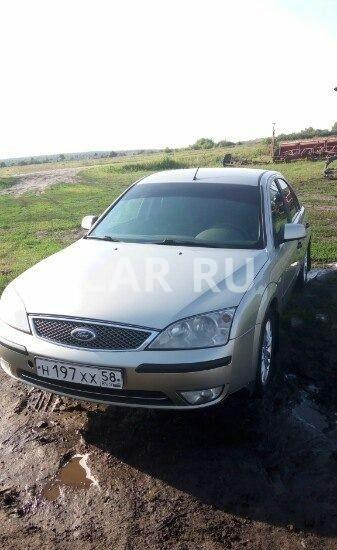 Ford Mondeo, Белинский