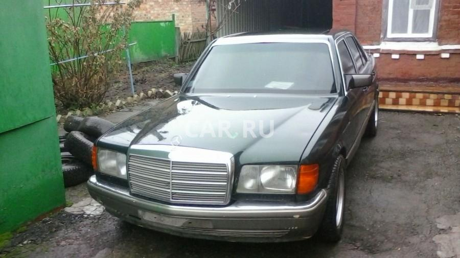 Mercedes S-Class, Батайск
