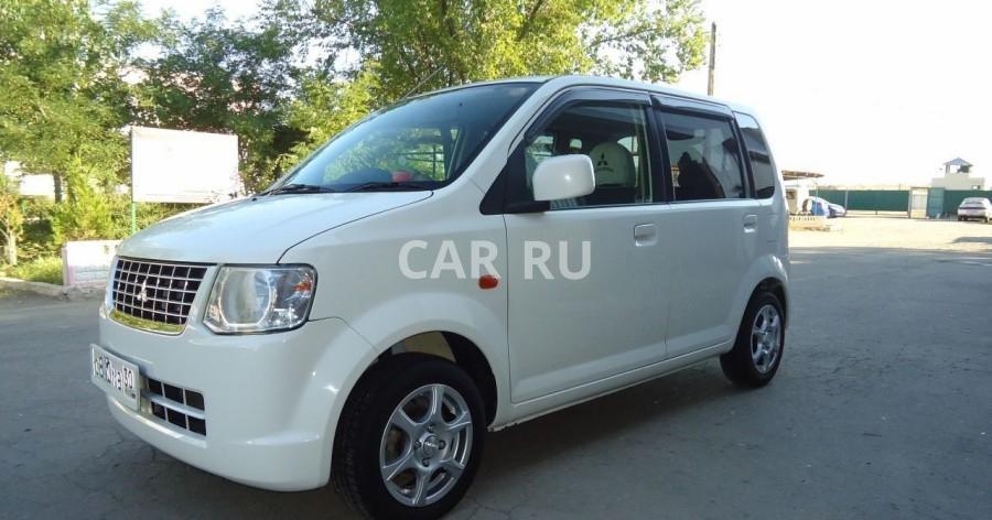 Mitsubishi EK Wagon, Астрахань