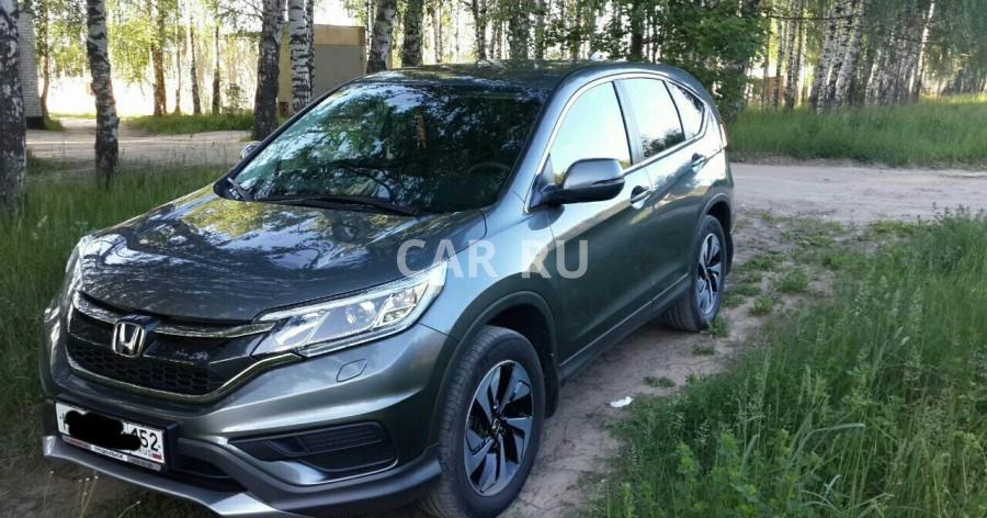 Honda CR-V, Арзамас