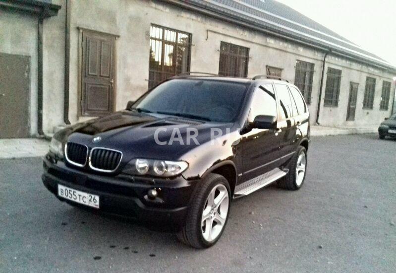 BMW X5, Баксан